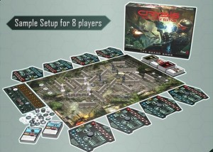 Crysis Board Game