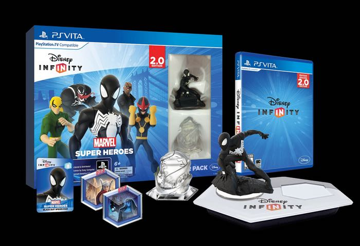 Disney Infinity 2.0 Edition Launches On PS Vita