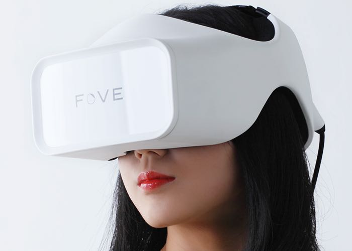 FOVE Virtual Reality Headset
