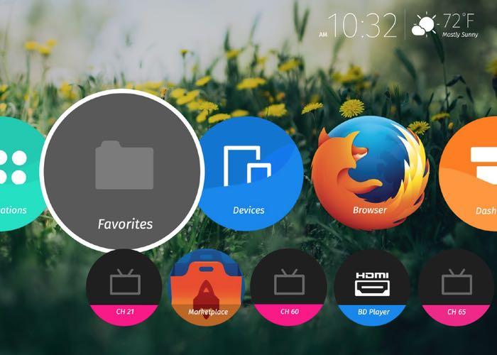Firefox OS TV