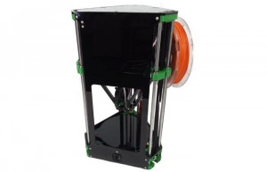 Fisher Delta 3D Printer