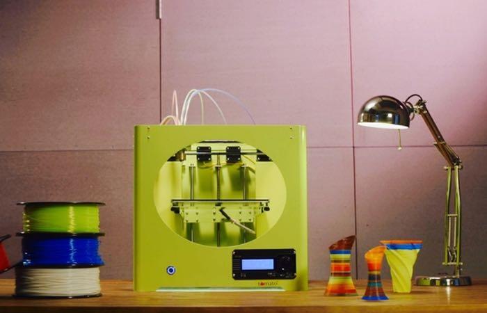 Full Colour Process 3D Printer