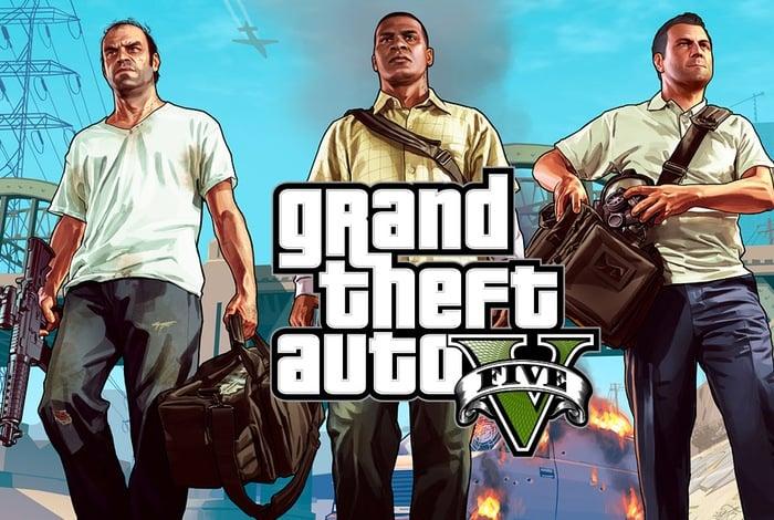 GTA 5 UK Sales