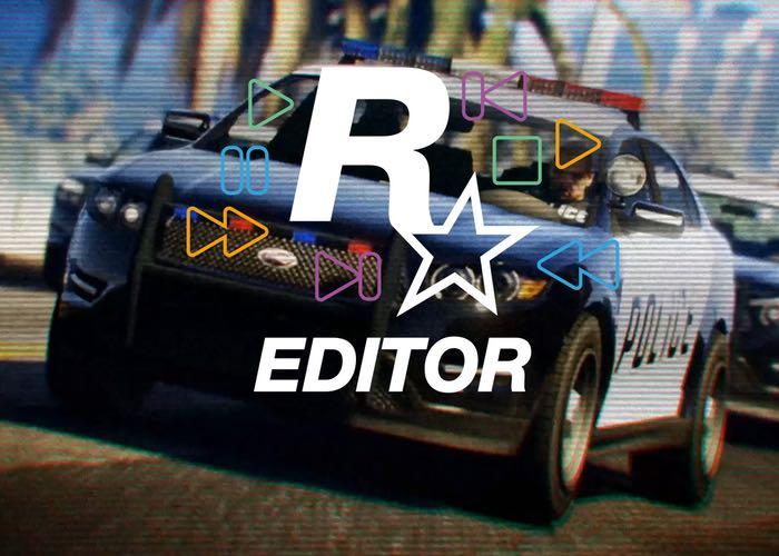 GTA V Rockstar Editor