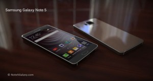 Samsung Galaxy Note 5 Concept Looks Stunning (Video)