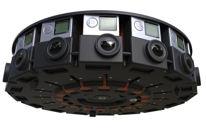 GoPro 16 Camera 360 Degree