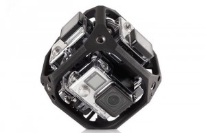 GoPro Spherical Camera Frame Unveiled For 360 Degree Virtual Reality Recording