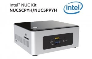 Intel NUC Braswell Powered Mini PCs Launch From $140
