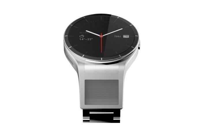 Lenovo Smartwatch Concept