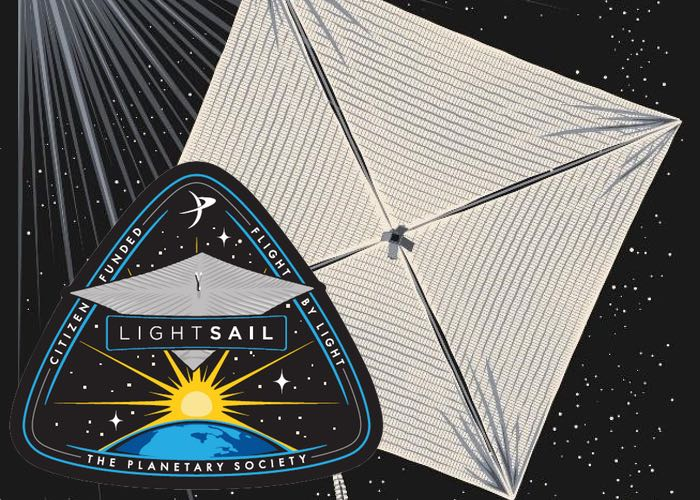 LightSail Revolutionary Solar Sailing Spacecraft