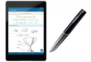 Livescribe Android app