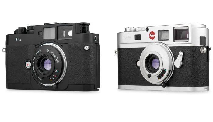 Lomography LC-A Minitar-1 Art Lens