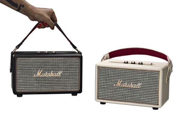 Marshall Kilburn Wireless Speaker Unveiled For