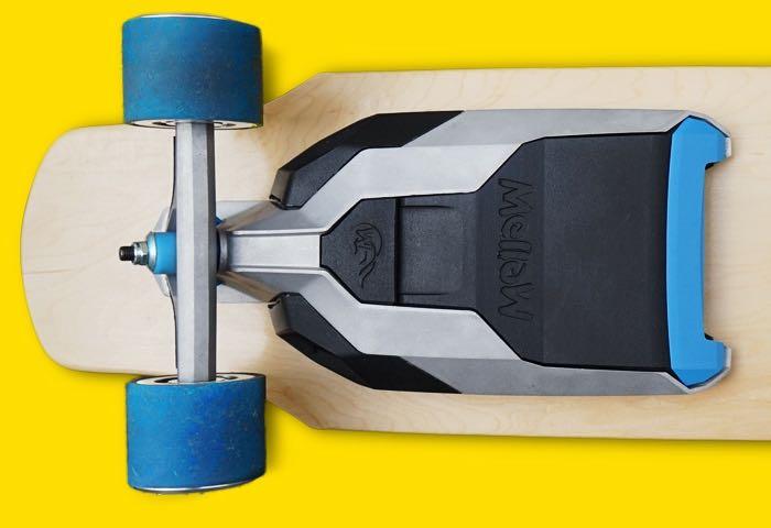 Mellow Electric Skateboard Drive