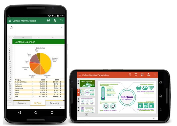 Microsoft Office Preview Android