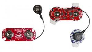 MyoWare Arduino Compatible Muscle Sensor Platform (video)