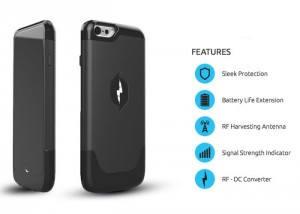 Nikola Labs iPhone Case Charges Your iPhone Using Radio Waves