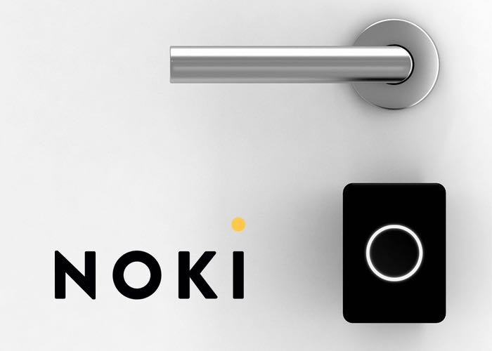 Noki Smart Lock Designed For Europe