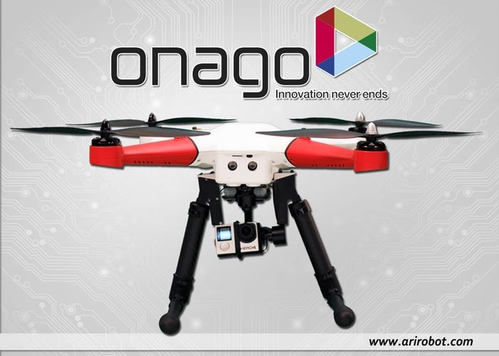 Onago Auto-follow Camera Drone