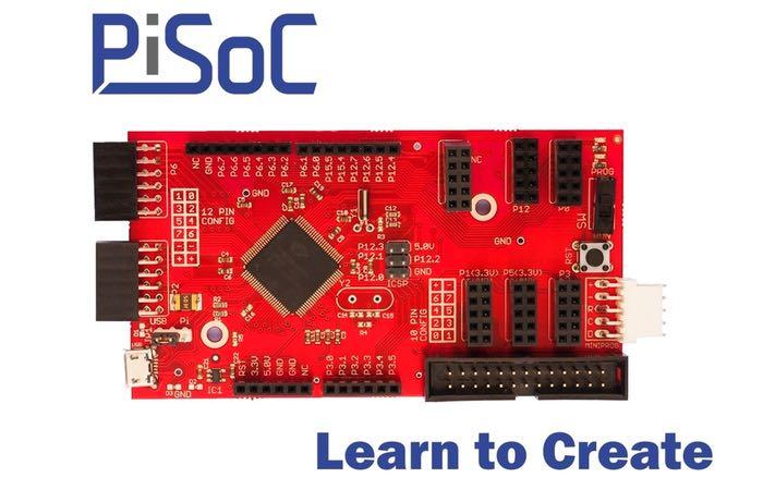 PiSoC Open Source Development Platform