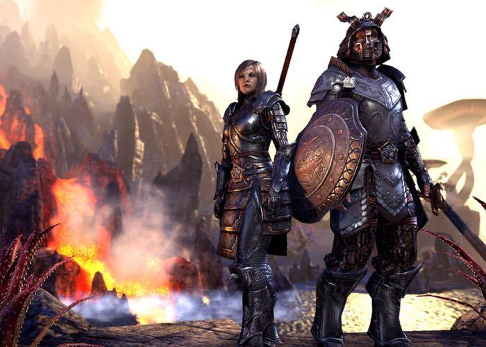 PlayStation-4-Elder-Scrolls-Online