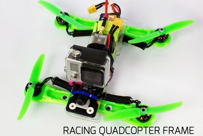 Racing Quadcopter Frame