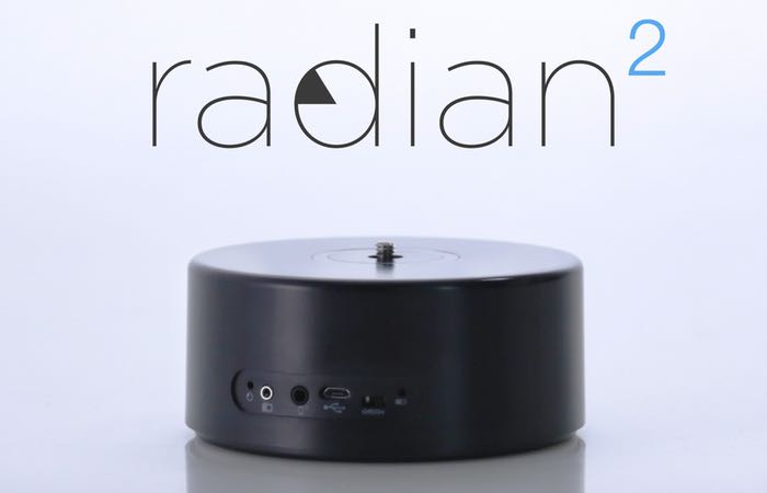 Radian 2 Time Lapse Bluetooth Camera Control
