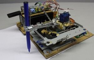 Raspberry Pi Plotter