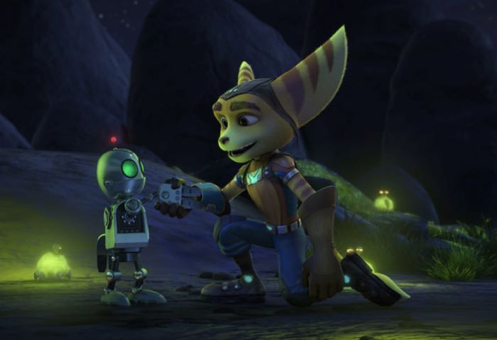 Watch the Ratchet & Clank movie's first full length trailer ...
