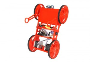 Roby Educational Robotic Platform
