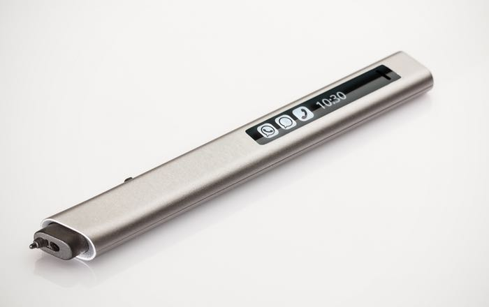 Phree Smart Pen Hits Kickstarter From 169 Video
