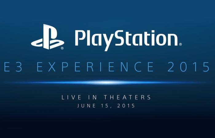 Sony E3 Experience