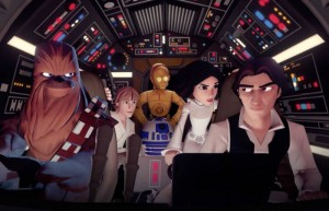 Star Wars Disney Infinity 3.0 Edition Announced (video)