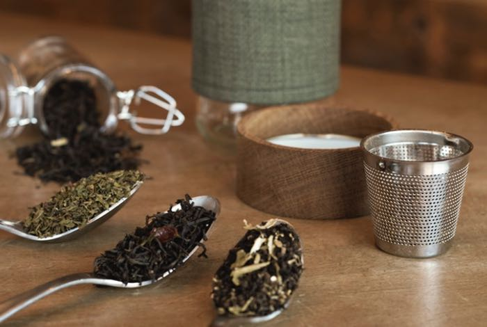 Tea Infusing