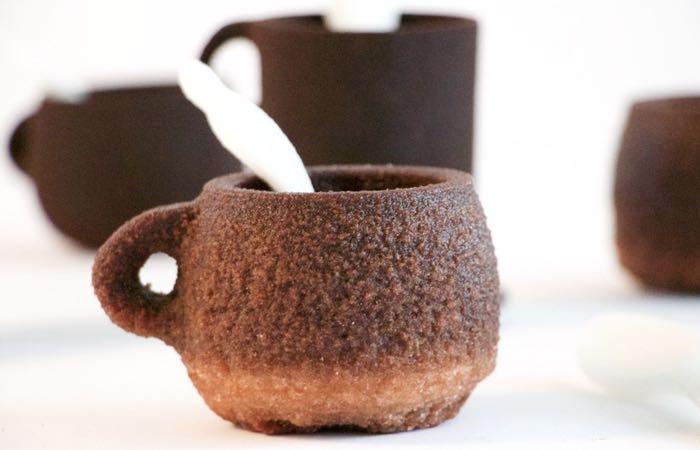 Utah tea set