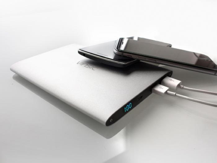 VINSIC Ultra-Slim Power Bank
