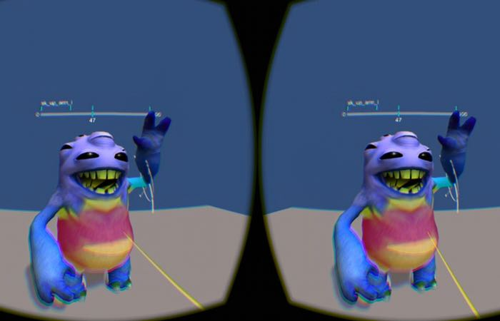 Virtual Reality Animation