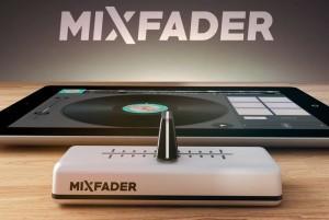 Wireless DJ Fader