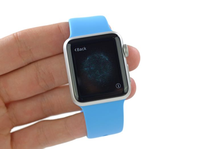 Apple Watch Features A Samsung Processor