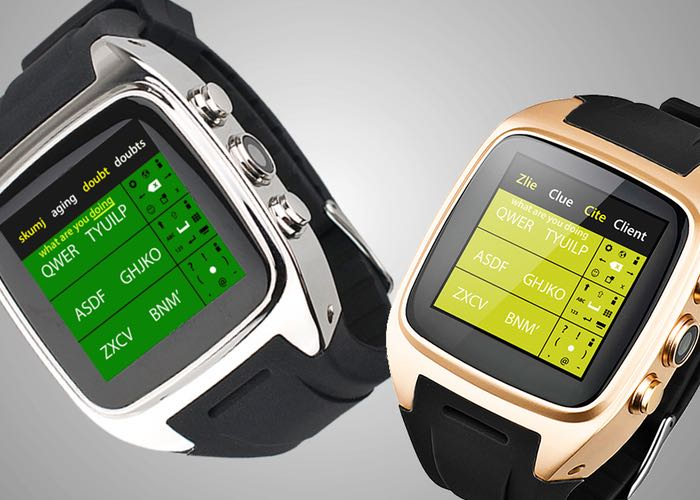 iType Smartwatch Phone