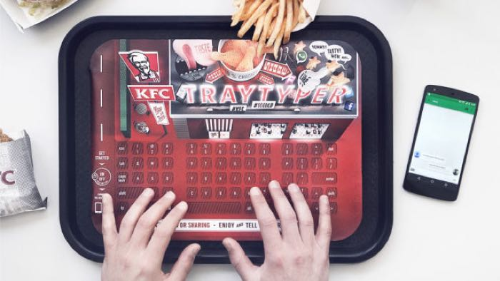 kfc bluetooth keyboard