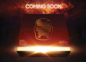 Samsung Galaxy S6 Edge Iron Man Edition Teased