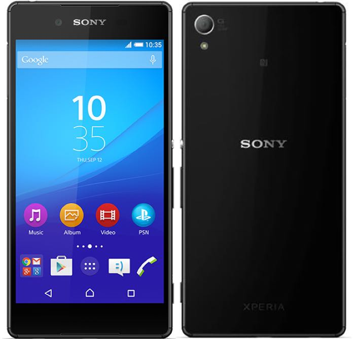 The Sony Xperia Z4 has only be launched in Japan so far, Sony has yet