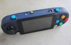 3D Printed PSP PiStation Portable