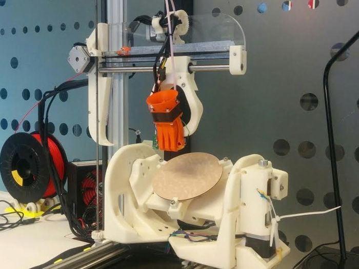 5-Axis 3D Printer