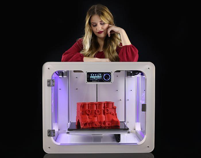 Airwolf 3D AXIOM 3D Printer-1