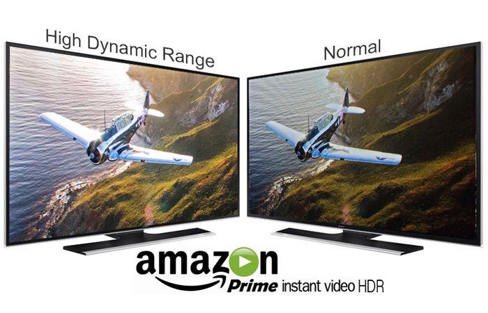Amazon HDR