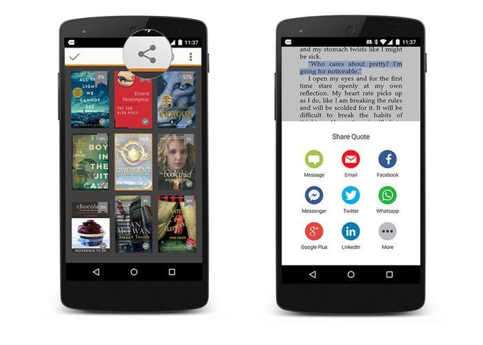 Amazon Kindle Instant Previews