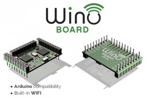 Wino Board €10 Arduino Wireless Stackable Header (video)
