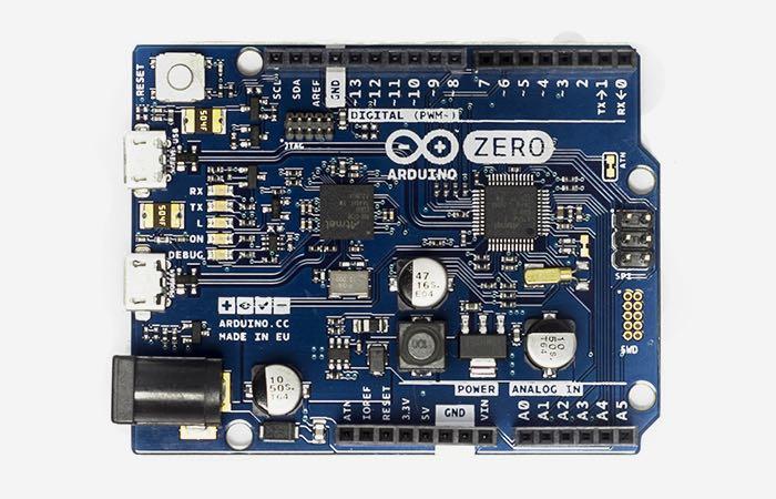 Arduino zero now available for